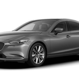 Mazda 6 - Machine Gray -  Nissan Odyssey