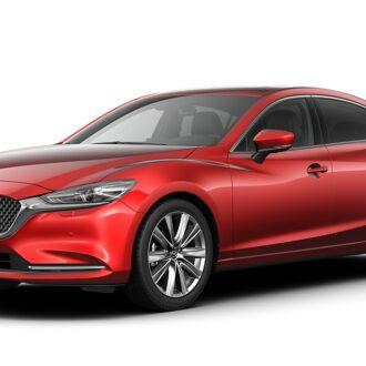 Mazda 6 -  -  Nissan Odyssey