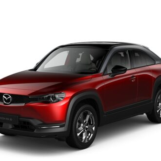 MX-30 - (Soul Red Crystal Metallic 3-tone) -  Nissan Odyssey