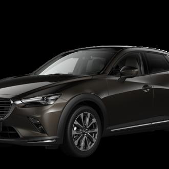CX-3 - Titanium flash -  Nissan Odyssey