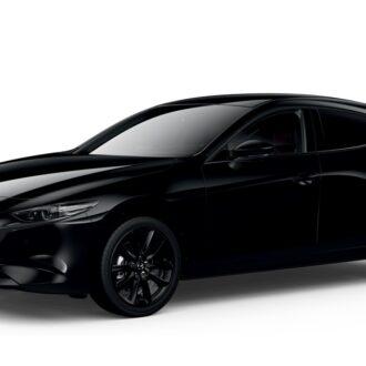 3 - Jet Black -  Nissan Odyssey