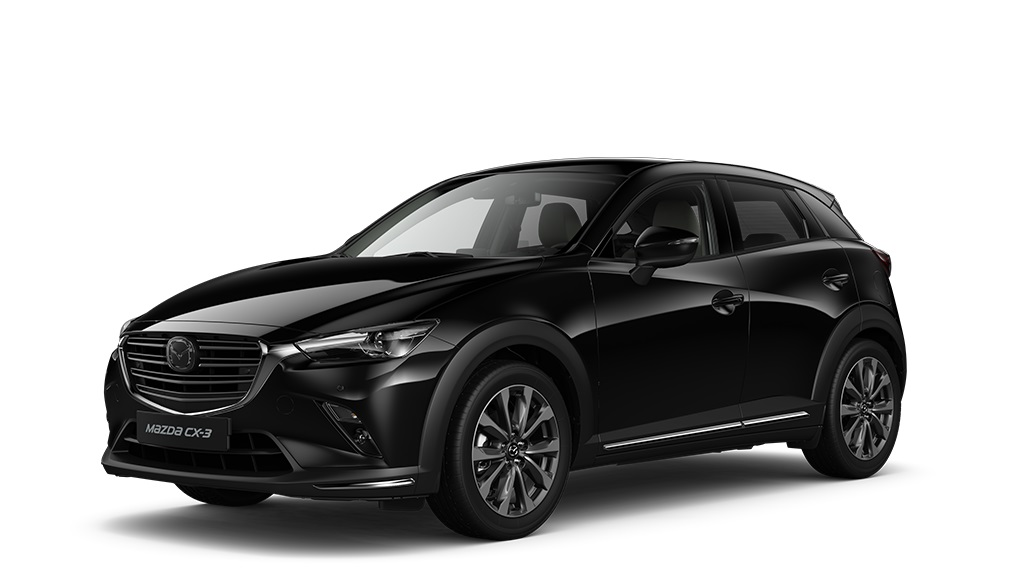 CX-3 - Jet Black -  Nissan Odyssey