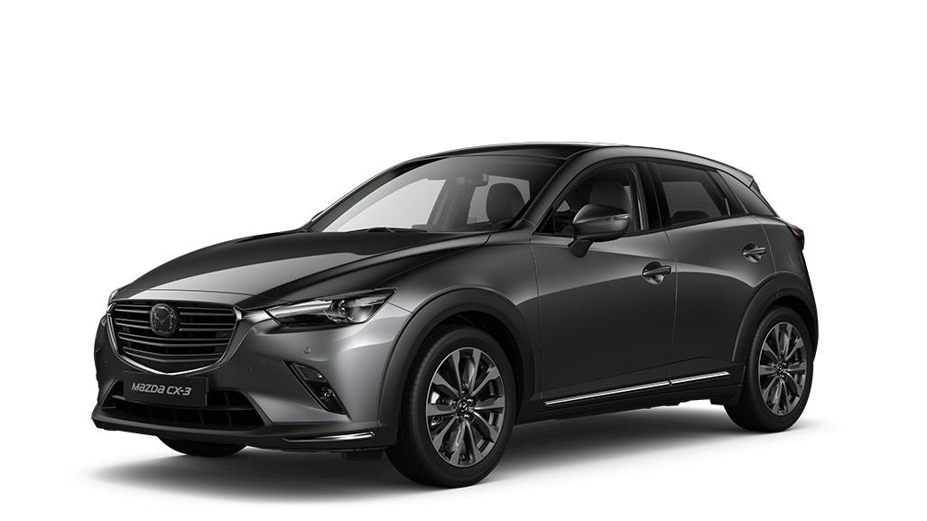 CX-3 - Machine Gray -  Nissan Odyssey
