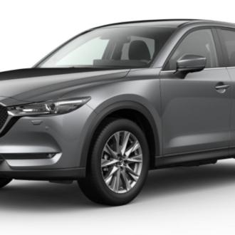 CX-5 - Machine Gray -  Nissan Odyssey