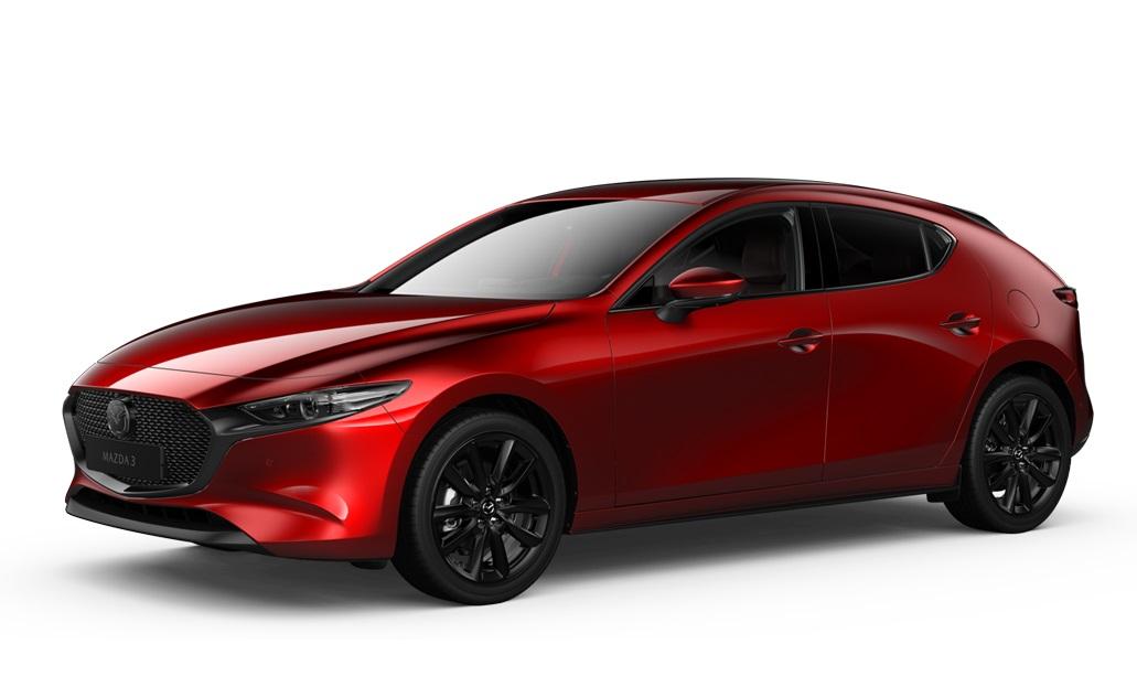 3 - Soul Red Crystal -  Nissan Odyssey