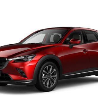CX-3 - Soul Red Crystal -  Nissan Odyssey
