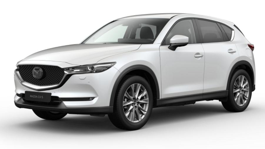 CX-5 - Snowflake White Pearl -  Nissan Odyssey