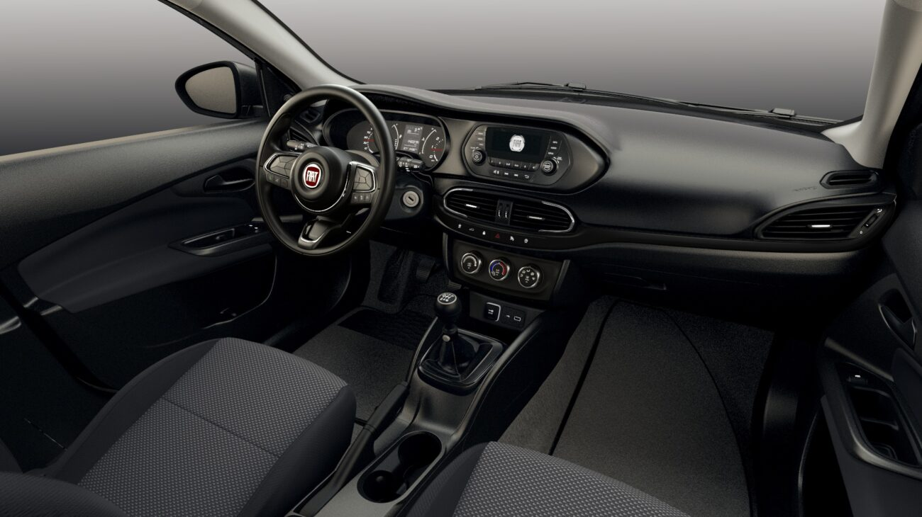 FIAT TIPO HATCHBACK -  -  Nissan Odyssey